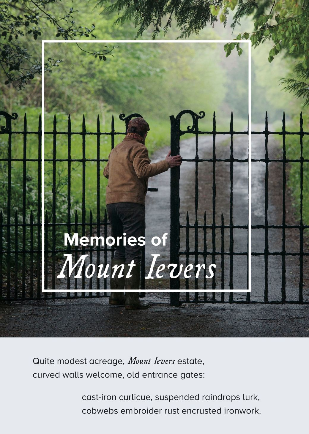 Mount Ievers front